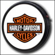 Luminoso Harley Davdson  25 cm