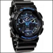 Relógio Casio G Shock  GA700 Pulseira Preta