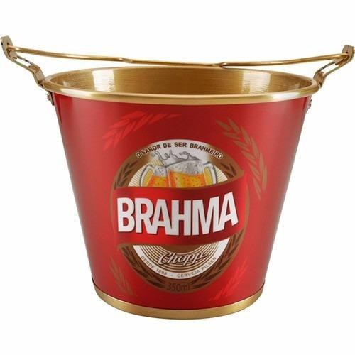 Balde De Aluminio Brahma