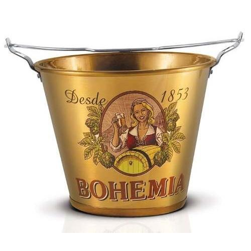 Balde De Aluminio Bohemia