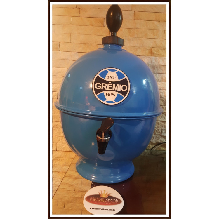 Chopeira Portátil 6,6 litros Grêmio Azul