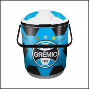 Cooler 12 latas Grêmio