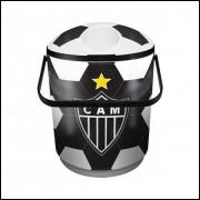 Cooler 12 latas Atlético MG