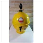 Chopeira Portátil 6,6 litros Amstel amarelo
