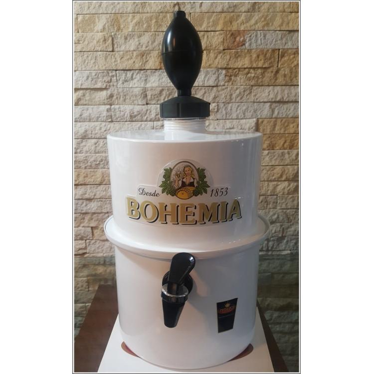 Chopeira Portátil 3,5 litros Bohemia Branco