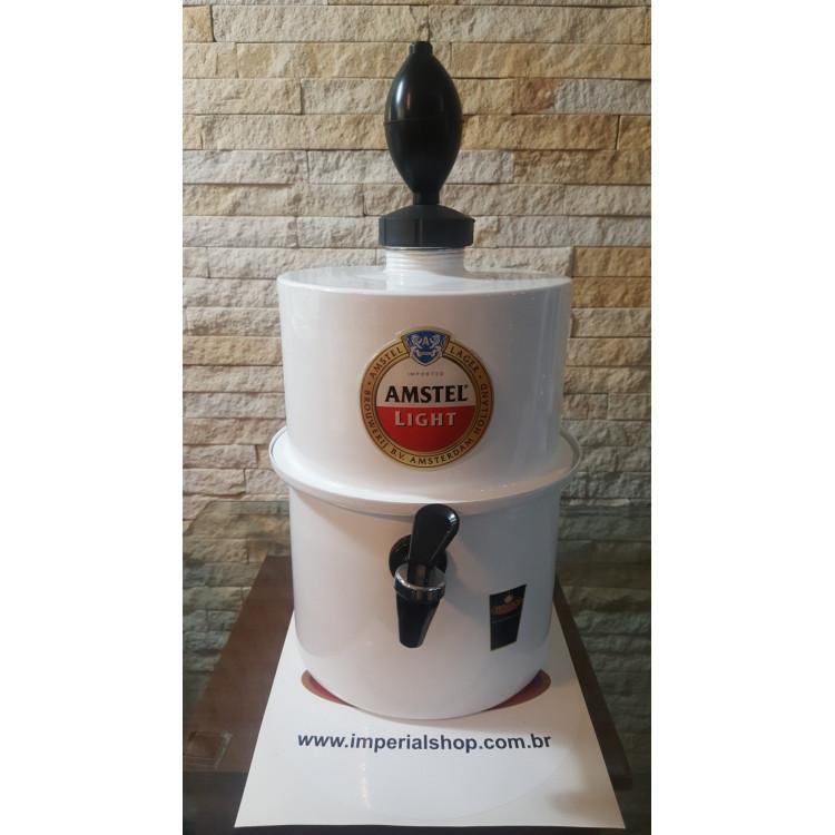 Chopeira Portátil 3,5 litros Amstel