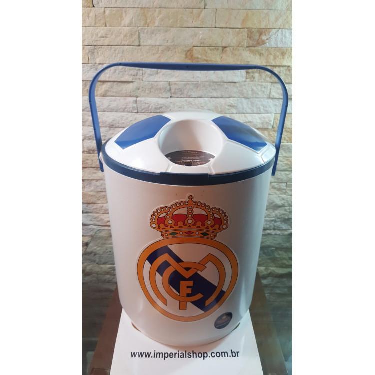 Cooler 12 latas Real Madri