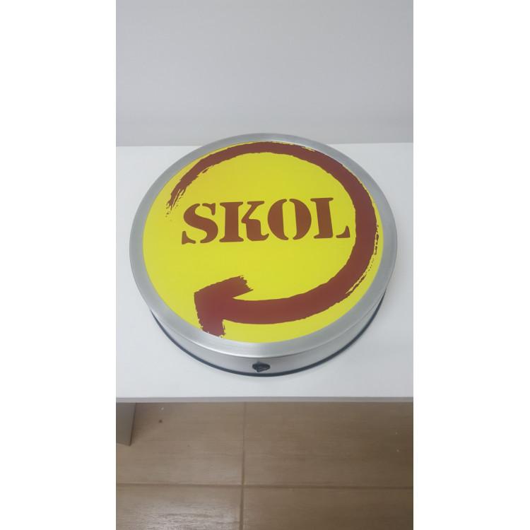 Luminoso Skol 38 cm