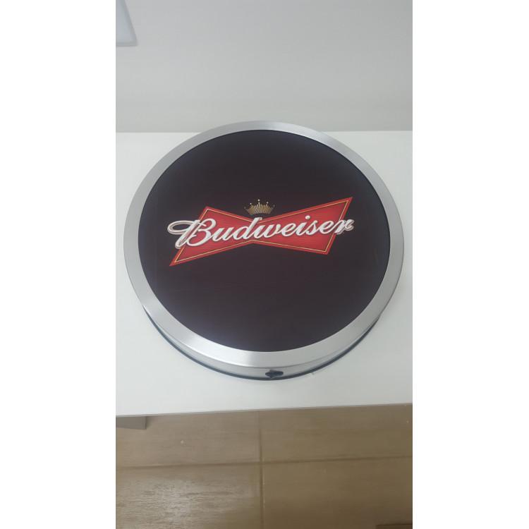 Luminoso Budweiser 38 cm